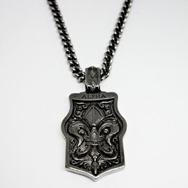 Alpha Dog Tag Black Collection
