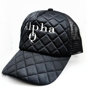 Alpha Q Black Diamond Mesh
