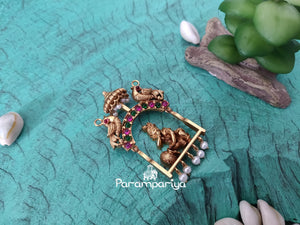 Cute little Krishna pendant