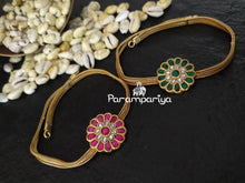 Load image into Gallery viewer, Minimal kundan choker