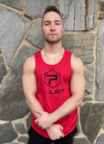 Fitness Tank - Red