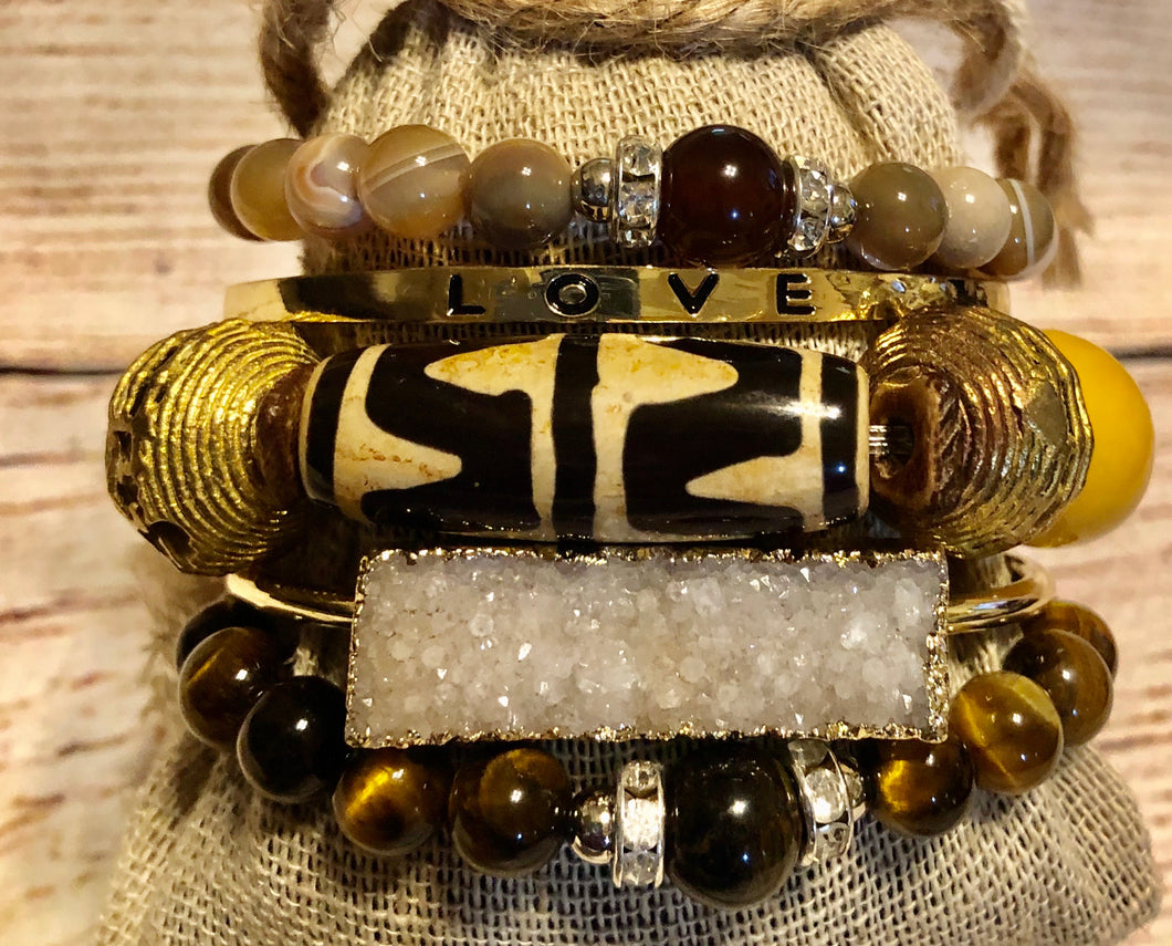 Charmed Piece Stack