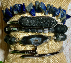 Bohemian Design Jewelry Stack 7