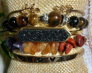 Bohemian Design Jewelry Stack XL