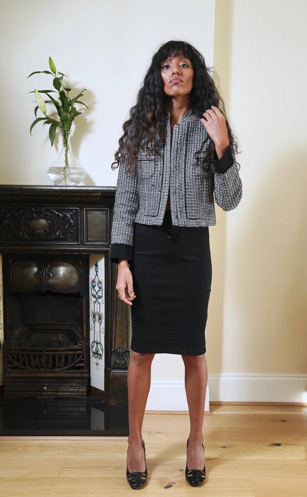 The Angel - Sculpting Pencil Skirt.
