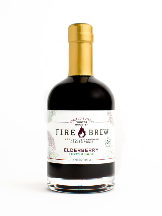 Elderberry with Fresh Sage Seasonal Blend