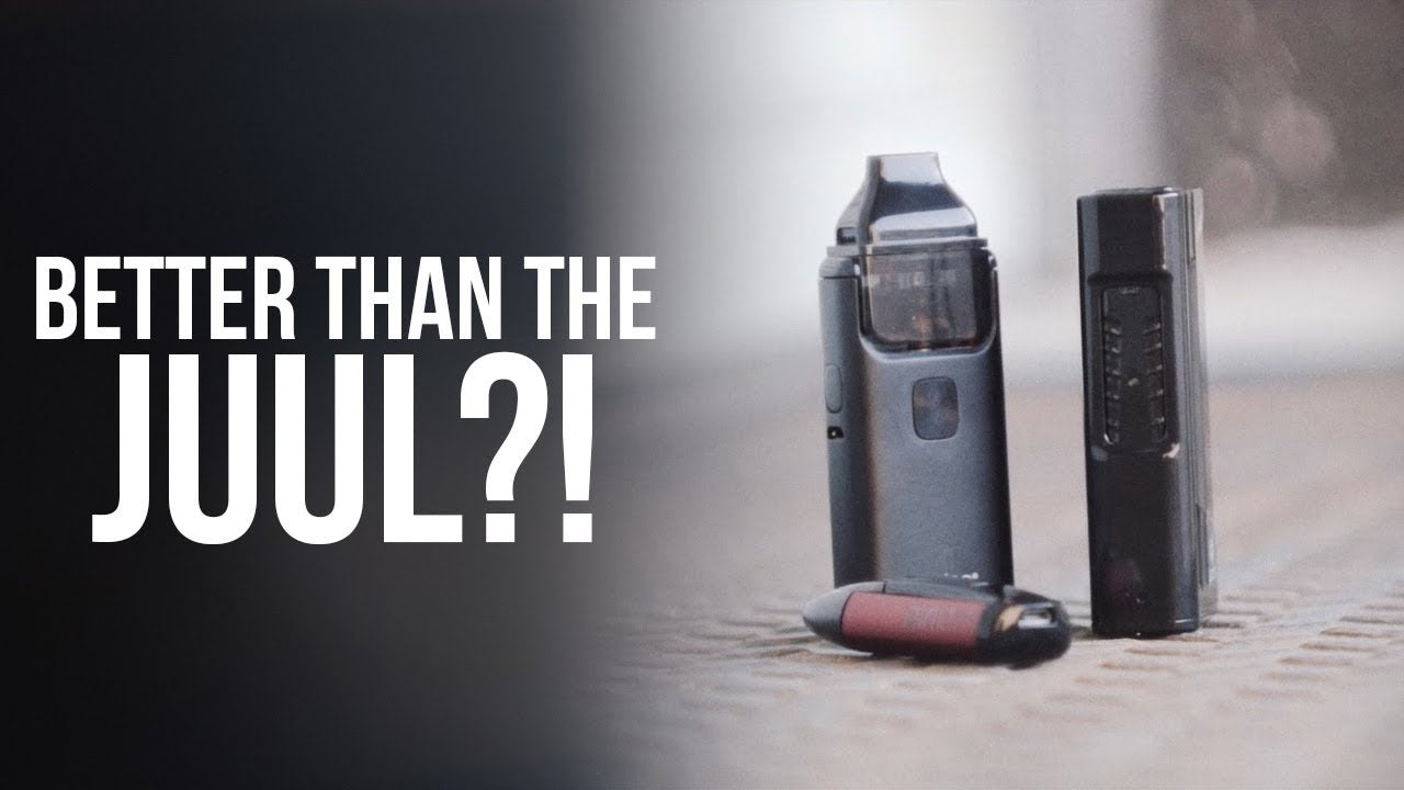 JUUL Pod Alternatives