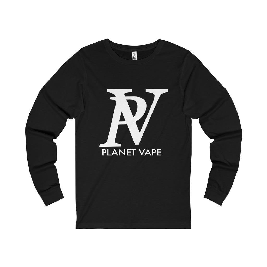 Unisex Jersey Long Sleeve Tee - Planet Vape