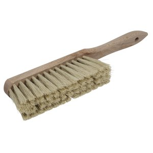 Master Dust Brush with handle (160mm)
