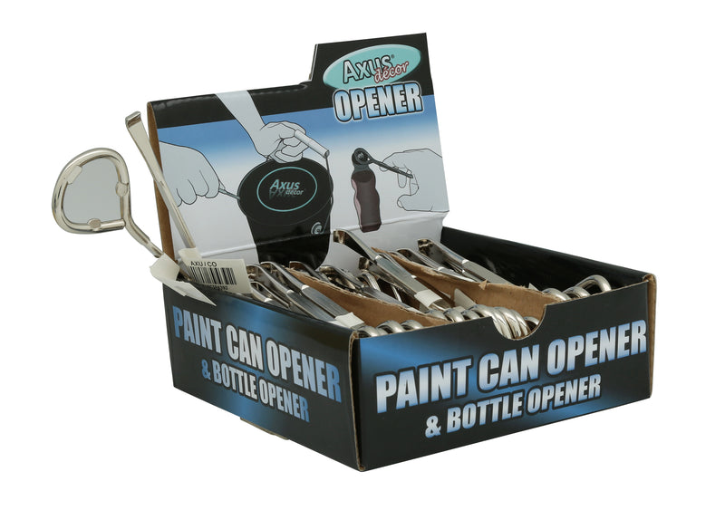 Axus Paint Can & Bottle Opener
