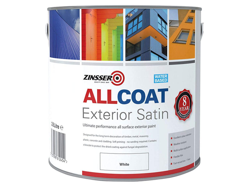 Zinsser AllCoat Exterior Satin
