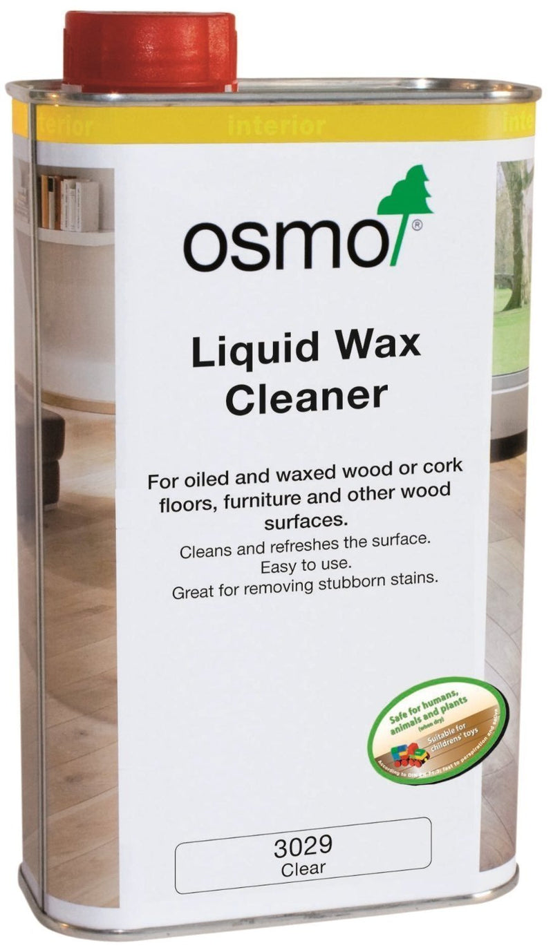 Osmo Liquid Wax Cleaner Clear