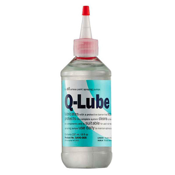 Q-Lube Airless Piston Lubricant - 8oz