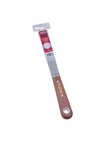"ProDec 1"" Flexible Filling Knife with Rosewood Handle"