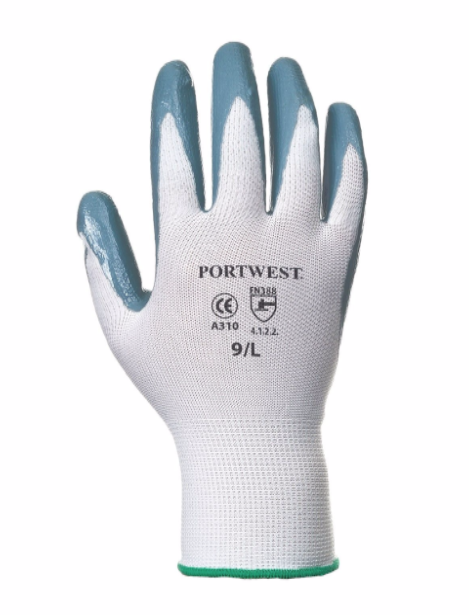 A310 Flexo Grip Gloves - Large