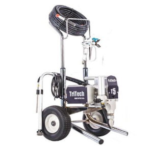 TriTech T5 Airless Sprayer - Lo Cart