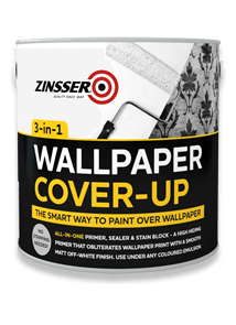 Zinsser Wallpaper Cover-Up