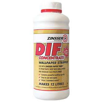 Zinsser Dif Wallpaper Concentrate