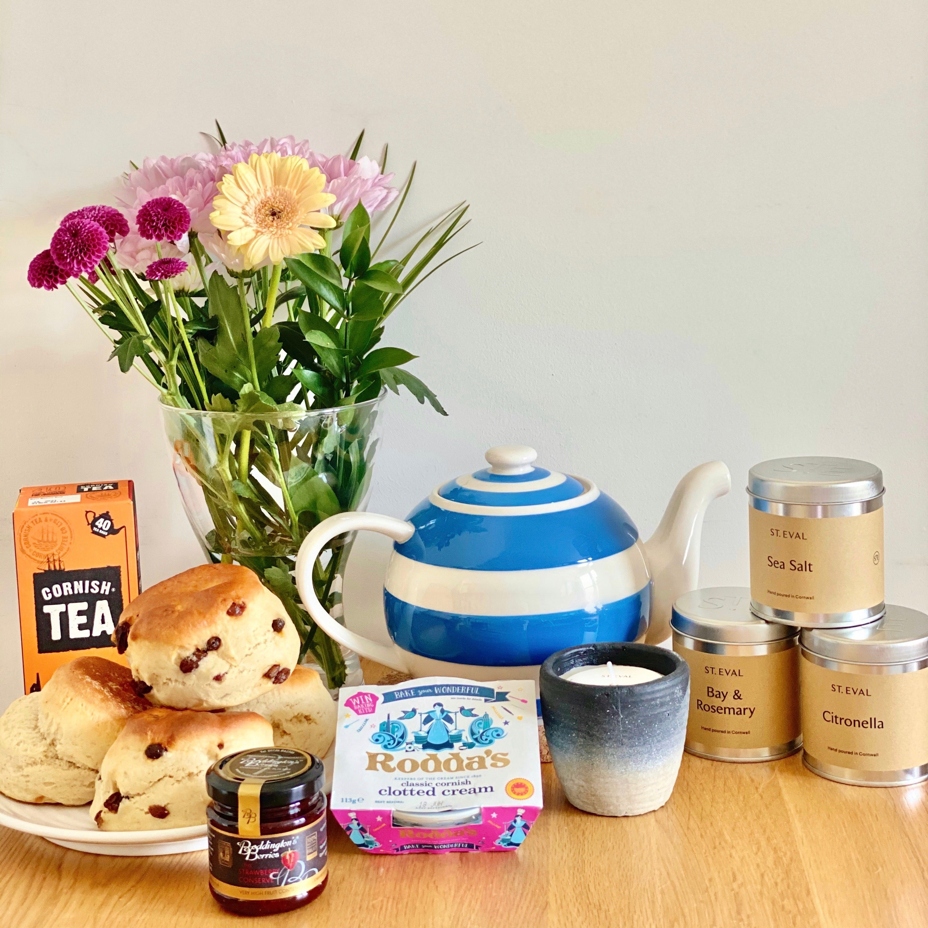 St. Eval Cream Tea Giveaway
