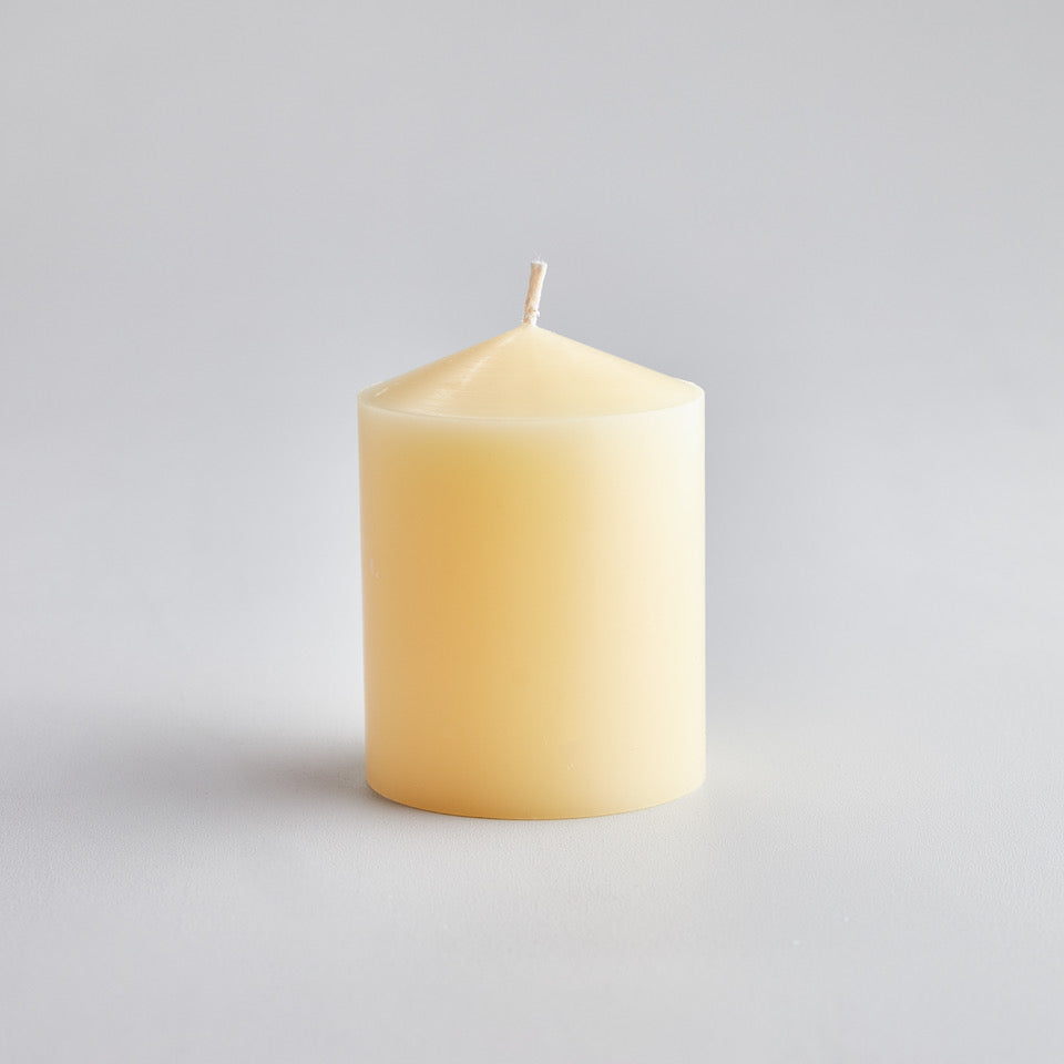 "Church Pillar Candle 3"" x 4"""