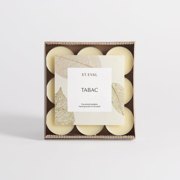 Tabac, Eden Scented Tealights
