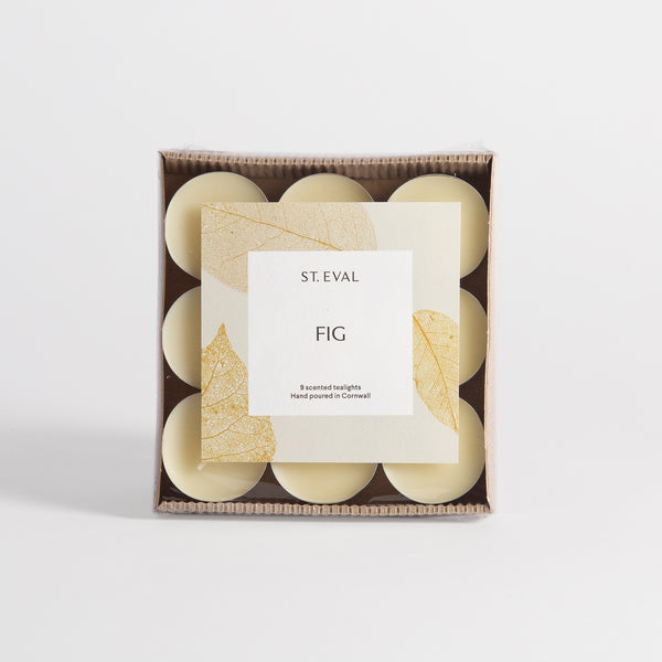 Fig, Eden Scented Tealights