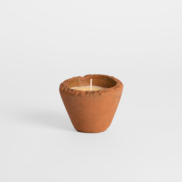 Dewberry & Bramble Scented Small Candle Pot