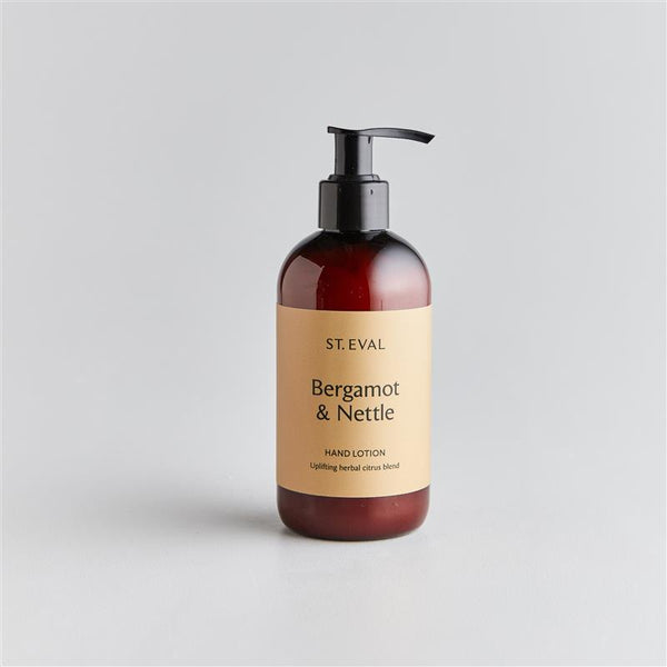 Bergamot and Nettle Scented Hand Lotion