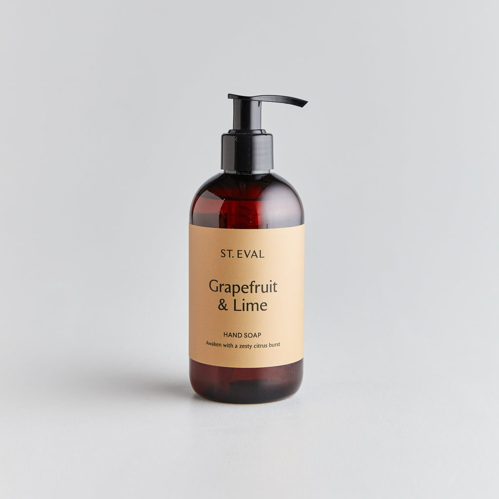 Grapefruit & Lime Liquid Hand Soap