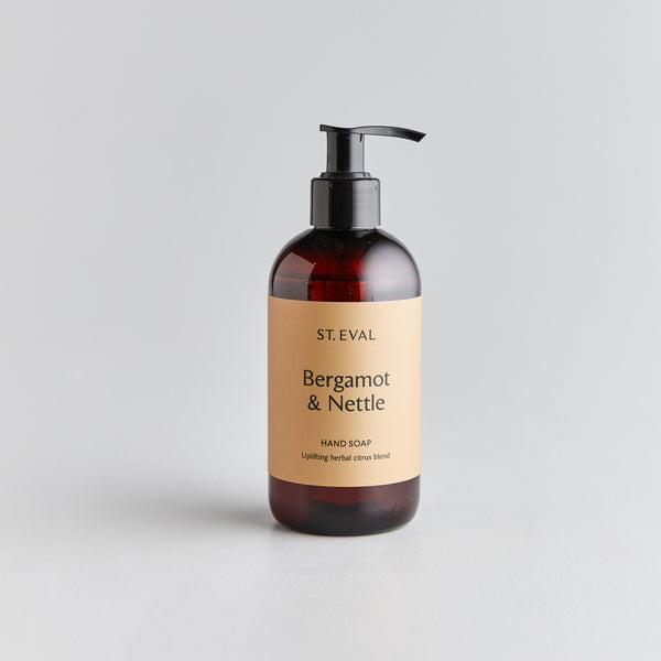 Bergamot & Nettle Liquid Hand Soap