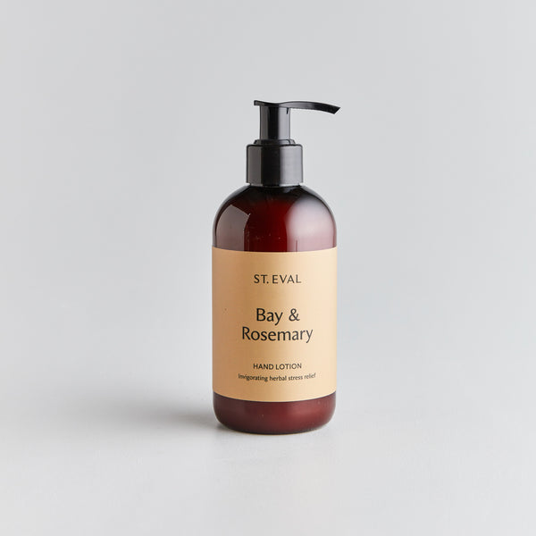 Bay & Rosemary Scented Hand Lotion