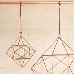 Talini Geometric Star, Small