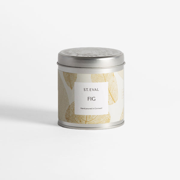 Fig, Eden Scented Tin Candle