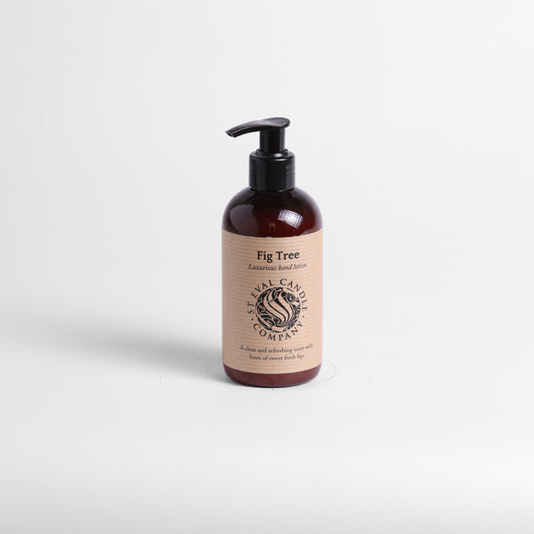 Fig Tree Scented Hand Lotion