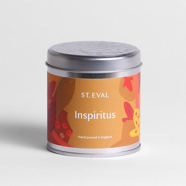 Inspiritus Scented Christmas Tin Candle