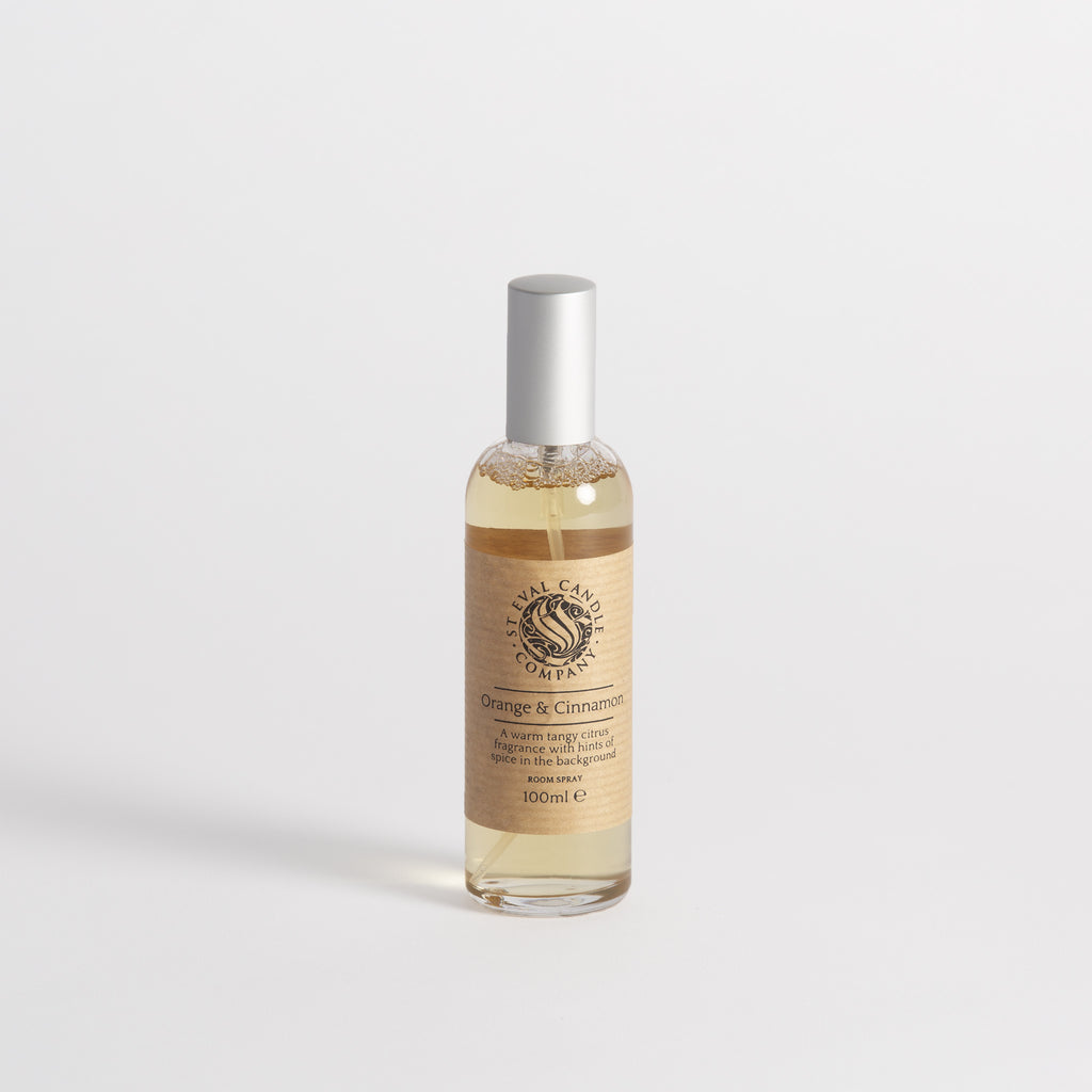 Orange & Cinnamon Room Spray