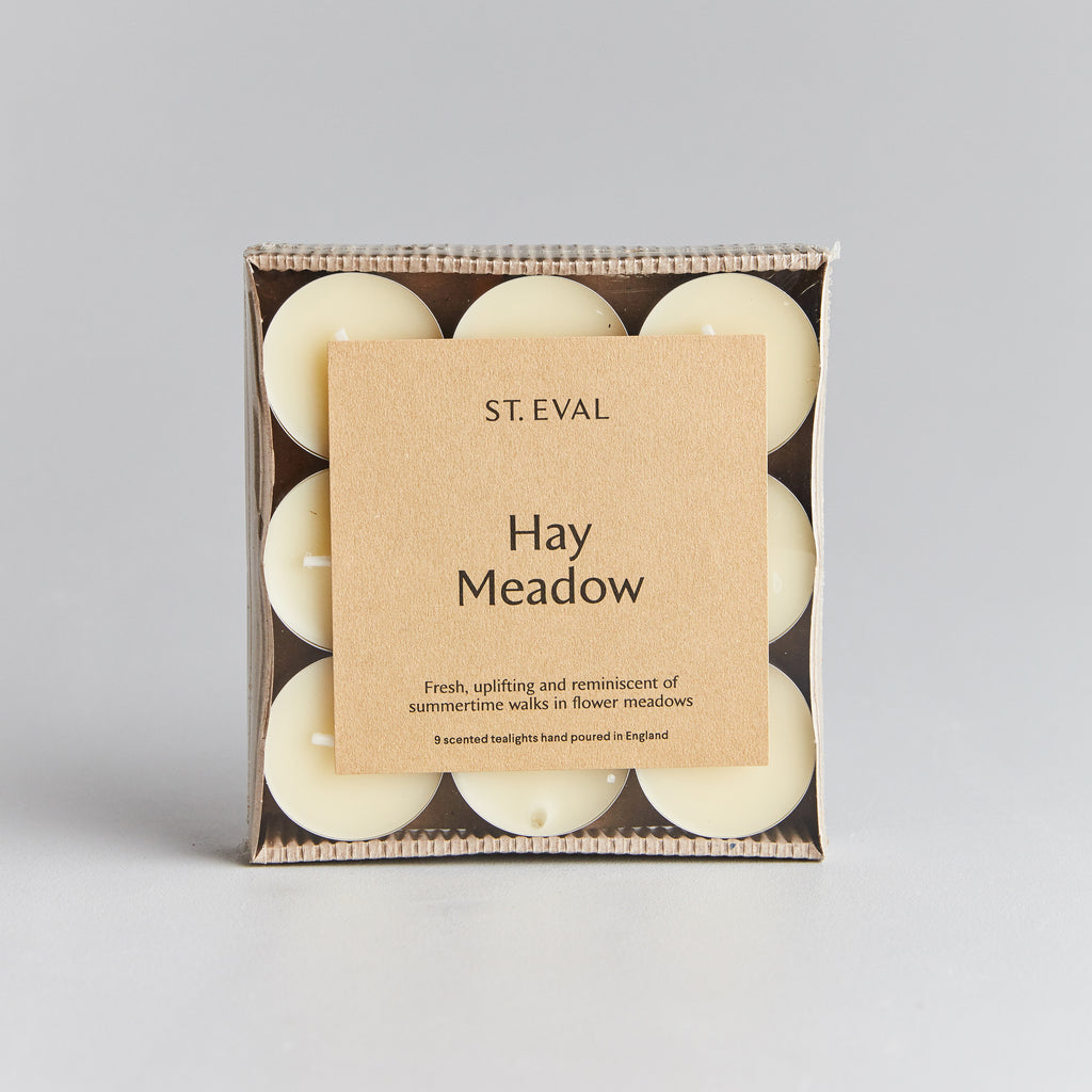 Hay Meadow Scented Tealights
