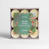 Winter Thyme Scented Christmas Tealights