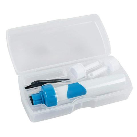 ear wax vacuum safe