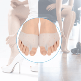 "The Bunion Relief and Forefoot Protector Brace ""Pair"""