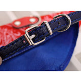 Lovely Pet Dog Adjustable  Scarf Collar