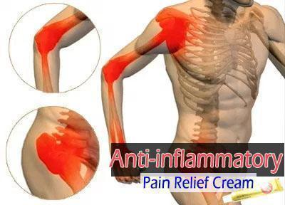 Anti-inflammatory Pain Relief Cream