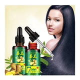 NATURAL 7 DAY HAIR GROWTH SERUM