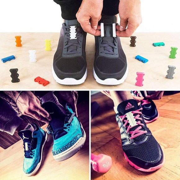 Magnetic Shoe Laces