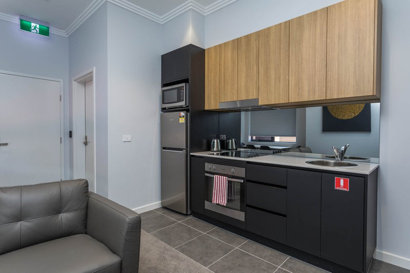 Two bedroom suite (interconnecting door to create 3 bedroom suite)