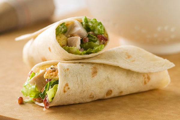 Gluten Free Wrap - Addition