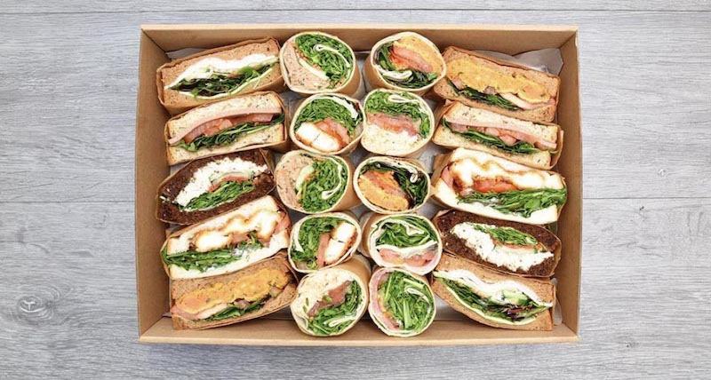 Gourmet Sandwich Box