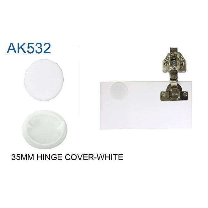 35mm Hinge Cover-Finish