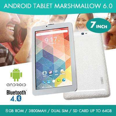 "7"" Marsmallow Android Tablet"