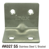 90 Deg. S/S BRACKET (THK. 1.5MM)